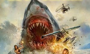 Raiders of the Lost Shark - Poster und Trailer