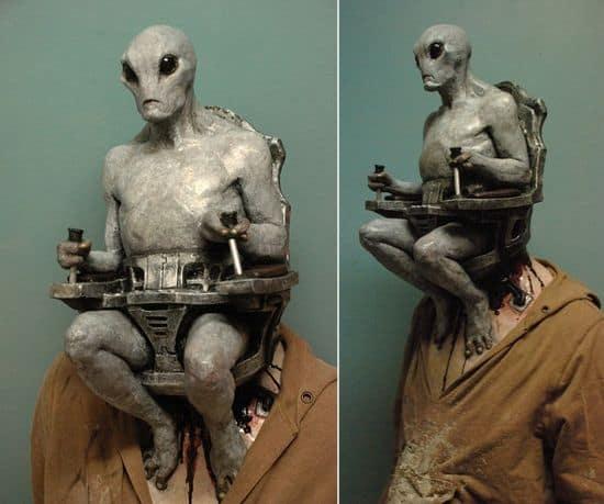 Alien Mind Control
