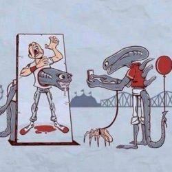 Alien tur til tivoliet