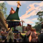 Astérix im Land der Götter – Zwei Trailer