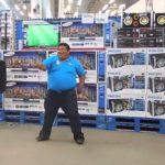 Provavelmente, o vendedor mais feliz do México