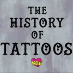 Die Geschichte des Tattoos – Historien om tatueringar