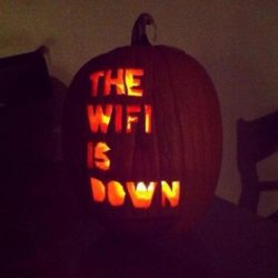 The Scariest Halloween Pumpkin Ever!