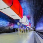 Hambourg City Lights – Timelapse