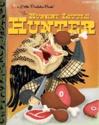 Predator como um livro infantil
