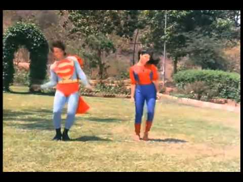 Indian Superman & Spiderwoman in Love
