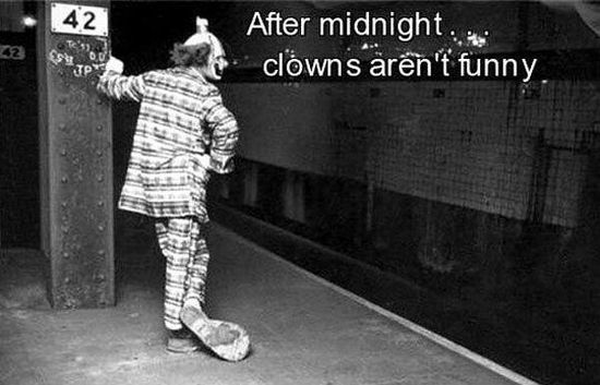 Midnight Clowner