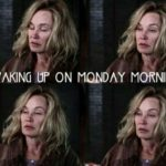 Waking up Monday Morning