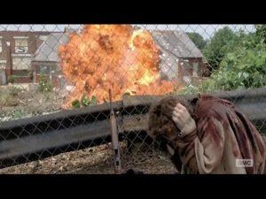 The Walking Dead: Carol Schwarzenegger