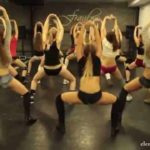 Twerking is an art form and these Russian girls show us, how it's done