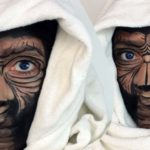 Ultra cooles E.T. Tutoriel maquillage