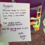 Lettre de mari