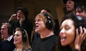 Do they know it's Scheisse? - Campino & Band Aid 30
