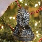 Thrones Christbaumschmuck Oyunu