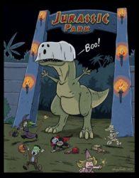 Jurassic Park: Halloween Edition
