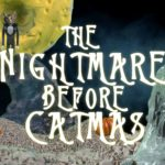 """A Nightmare Before Christmas"" in een zoete Cat Versie"