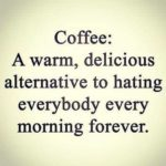 The definition of coffee