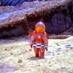 Il futuro della vita sulla luna, visto in stile russo 1965