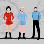 "Guía para la ""Star Trek"" Uniformes"