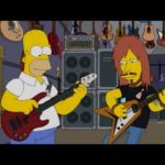 Homer Plays Bass