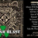 "Machine Heads Komplettes Album ""Bloedsteen & Ruiten"" ALS streamen"