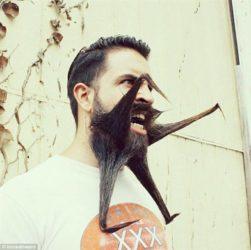 Predator Beard