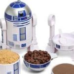 R2-D2 Mätning Cup Set