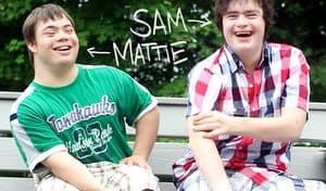 """Sam und Mattie wollen den """"besten Zombiefilm ever"""" drehen"""