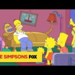 Simpsorama: Simpsons-Futurama Couch Gag