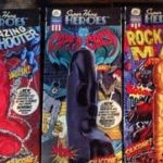 Super Hung Heros – Superhelden Dildo