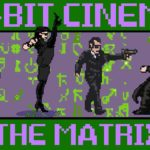 The Matrix als 8-Bit Videospiel