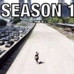 The Walking Dead: Nedgången av Atlanta Season of 1 till 5