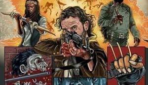 Walking Dead TV Show Tribute
