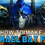 Come in un film di Michael Bay 3 Rende minuti