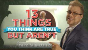 13 Dinge, von denen man denkt, sie sind wahr, aber nicht wahr sind