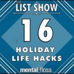 16 Life Hacks de Noël