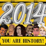 2014, du är historia