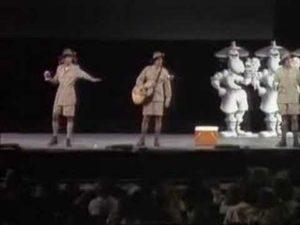 40 Jahre Monty Python - Daima YaÅŸam Bright Side bak