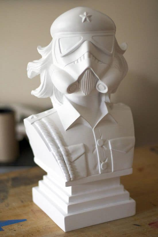 Che Guevara Stormtrooper Büste