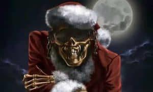 Megadeth Christmas Cards