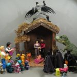 The Christmas crib for Nerds