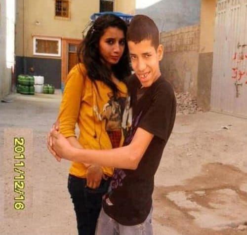 Il tipo, che hanno utilizzato le loro capacità di Photoshop, perdere un fidanzate