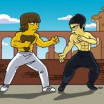 Way of the Dragon Simpsonized