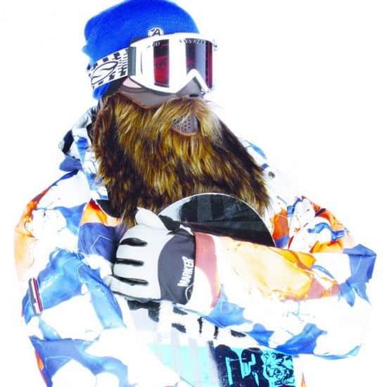Bart Kayak Maske