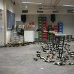 Garrafas de cerveja Domino