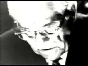 Boris Karloff sings Monster Mash