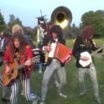 "Brassband Motorheads gibt ""Ace of Spades"""
