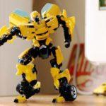 Bumblebee Breakdancing
