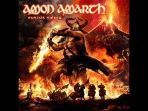 DBD: antenner - Amon Amarth