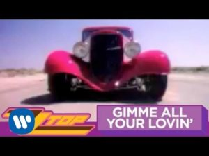 DBD: Gimme All Your Lovin' - ZZ Top